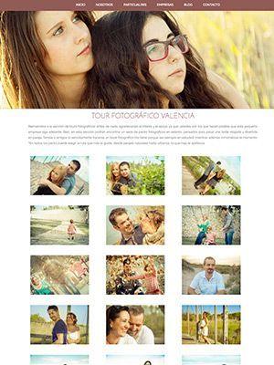 web fotografo valencia