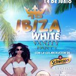 Cartel Disco Pub Corona 15 - Ibiza White Party V2.5