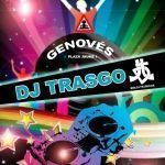 Cartel evento DJ TrAsGo Genovés Sona la Dipu a DJS 2014