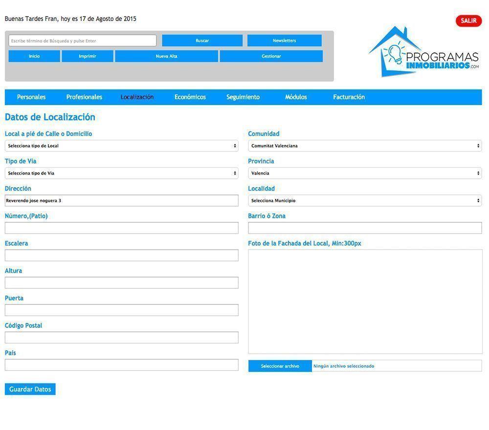 f3129be398b98 Aplicación Web de Programasinmobiliarios.es