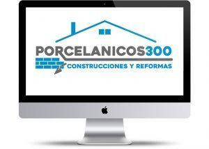 Logotipo porcelanicos 300