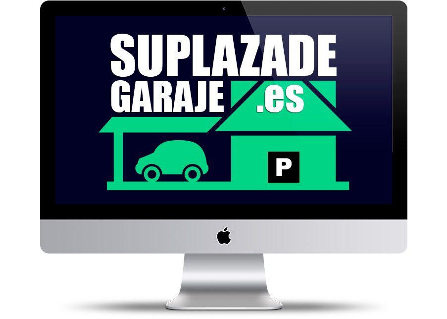 El rinc n del feriante for Logos de garajes