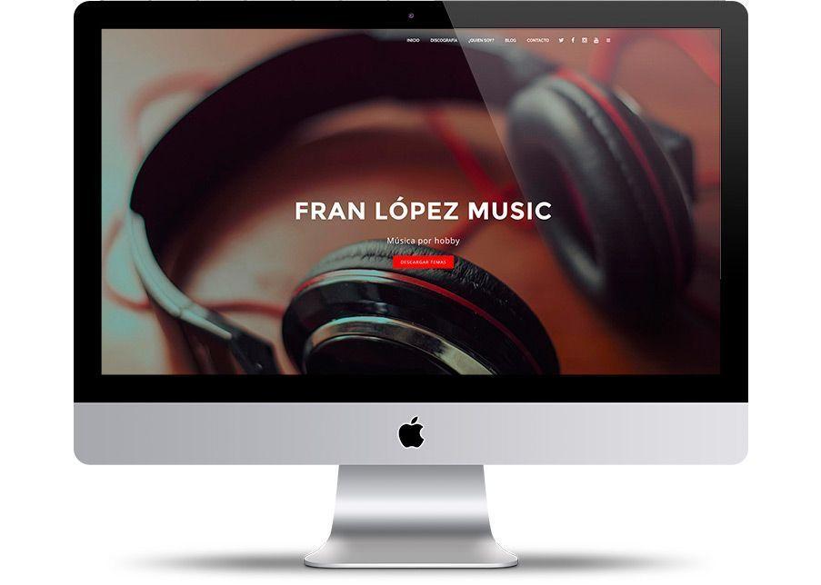 Web de Música, FLMusic