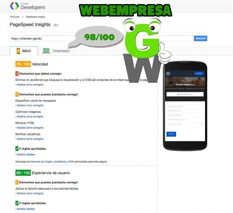 webempresa buen hosting