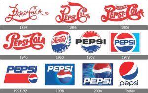 Restyling logo pepsi