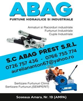 Panfleto publicitario ABAG