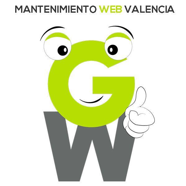 mantenimiento web valencia gw