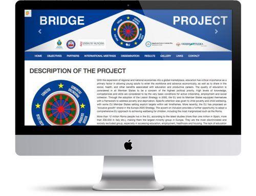 Diseño Web para Consellería de educación y tiempo libre