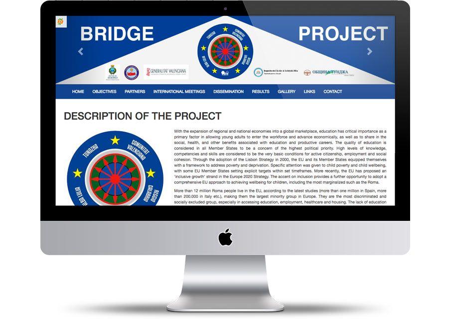 web bridge between cultures conselleria de educacion