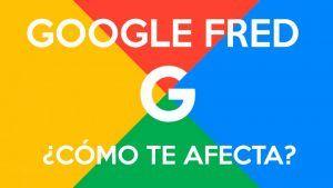 google fred como afecta al posicionamiento seo