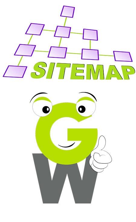 Mapa de enlaces,(sitemap web)